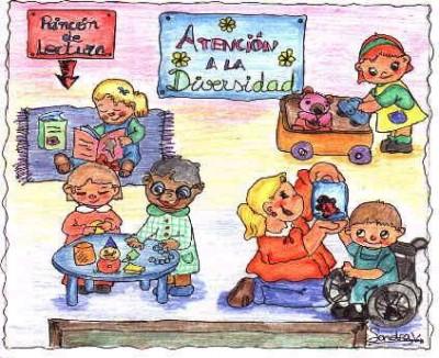 dimension pedagogica educacion especial: