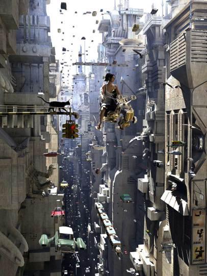 Imagen creada por Gilles Tran