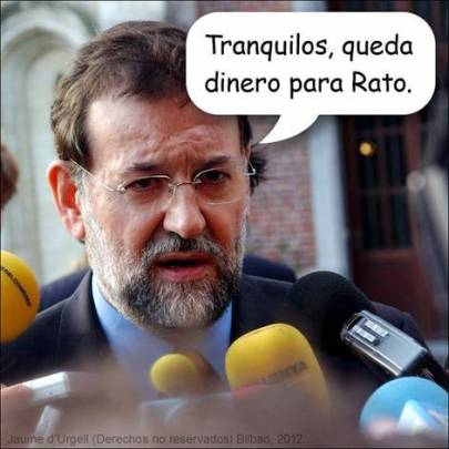 Rajoy garantiza la liquidez